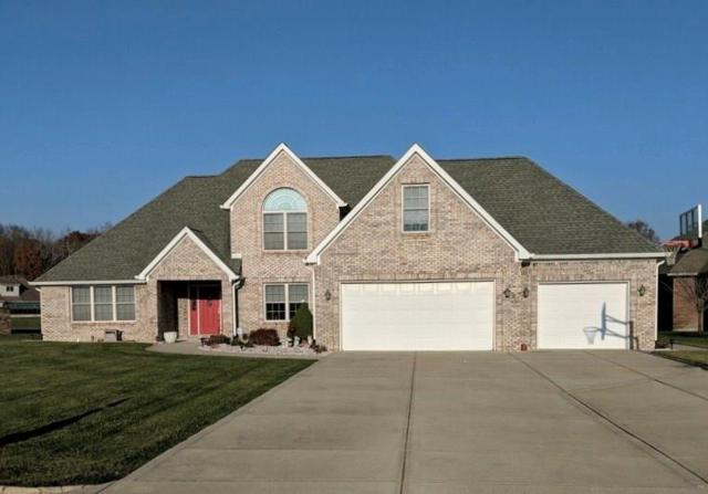 2915 Southampton Drive, Martinsville, IN 46151 (MLS #21608284) :: AR/haus Group Realty