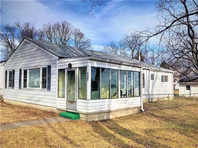 2016 Lafayette Street, Anderson, IN 46012 (MLS #21609397) :: Mike Price Realty Team - RE/MAX Centerstone
