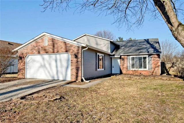 7634 Bayridge Drive, Indianapolis, IN 46236 (MLS #21609984) :: Mike Price Realty Team - RE/MAX Centerstone