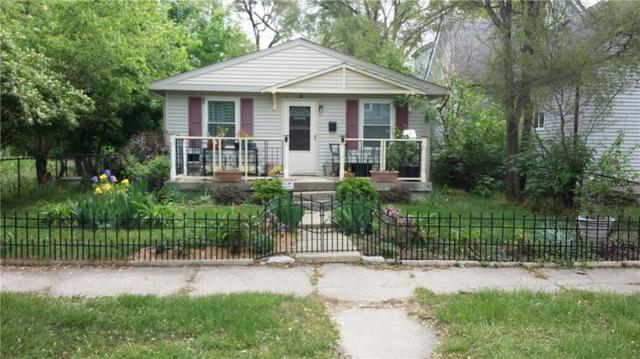 2215 Carrollton Avenue, Indianapolis, IN 46205 (MLS #21611684) :: Mike Price Realty Team - RE/MAX Centerstone