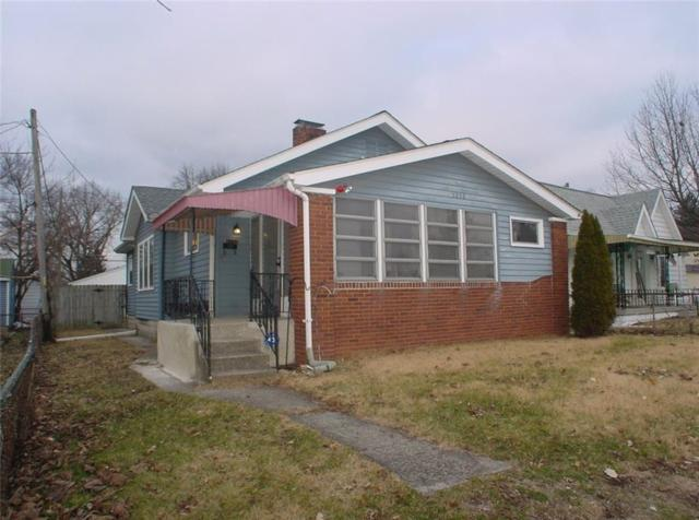 5252 E 11TH Street, Indianapolis, IN 46219 (MLS #21612651) :: The ORR Home Selling Team