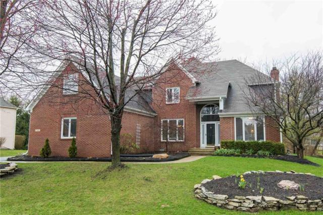 7444 Oakland Hills Court, Indianapolis, IN 46236 (MLS #21613427) :: FC Tucker Company