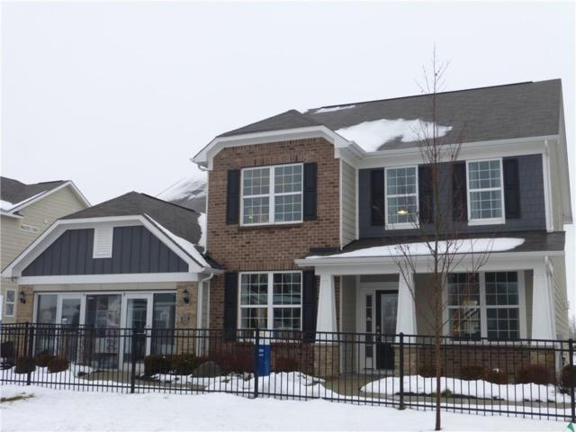 15626 Memorial Way, Fishers, IN 46037 (MLS #21614116) :: Mike Price Realty Team - RE/MAX Centerstone