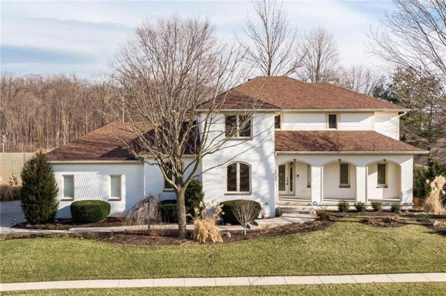 8909 Bergeson Drive, Indianapolis, IN 46278 (MLS #21614157) :: Mike Price Realty Team - RE/MAX Centerstone