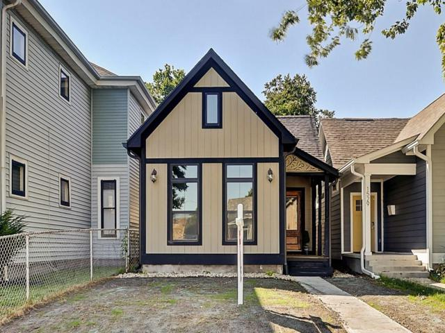 1531 Pleasant Street, Indianapolis, IN 46203 (MLS #21614672) :: Mike Price Realty Team - RE/MAX Centerstone