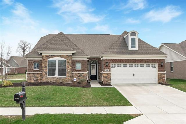 3981 Abbotsford Drive, Westfield, IN 46074 (MLS #21614813) :: AR/haus Group Realty