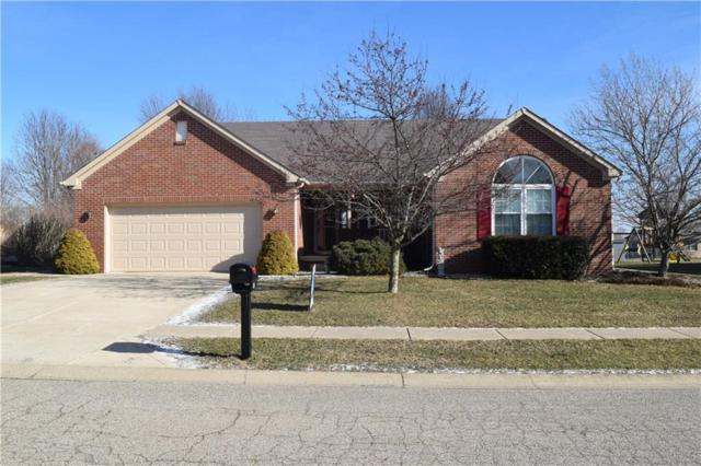 2690 S Oak Drive, Clayton, IN 46118 (MLS #21615292) :: Urhome Group