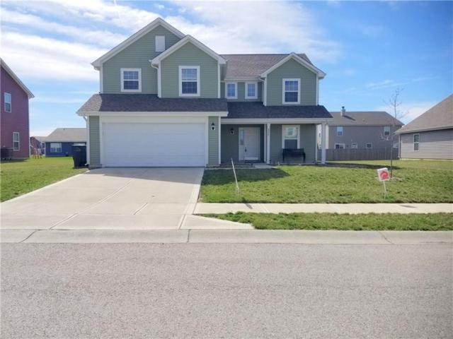 2229 Jaybird Drive, Greenfield, IN 46140 (MLS #21615677) :: Mike Price Realty Team - RE/MAX Centerstone