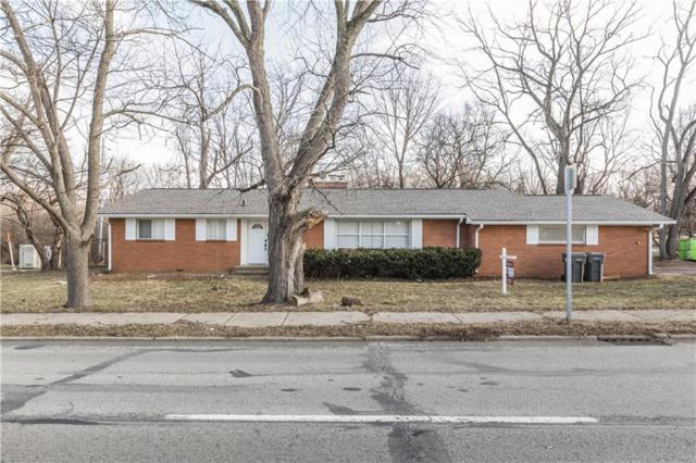 4301 N Emerson Avenue, Indianapolis, IN 46226 (MLS #21615988) :: The ORR Home Selling Team