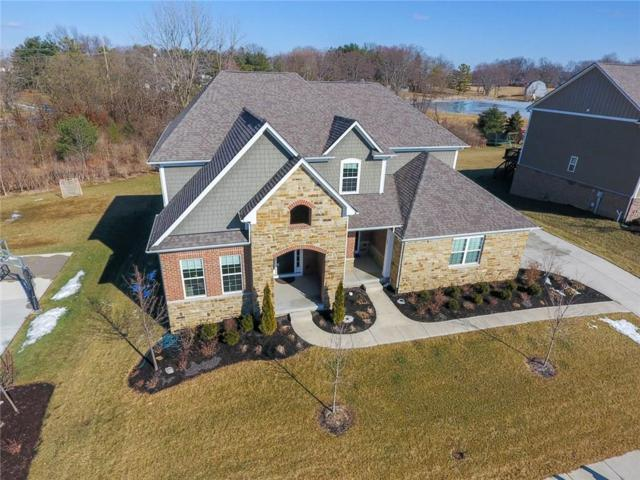 14015 Wilmuth Drive, Carmel, IN 46074 (MLS #21616959) :: The ORR Home Selling Team