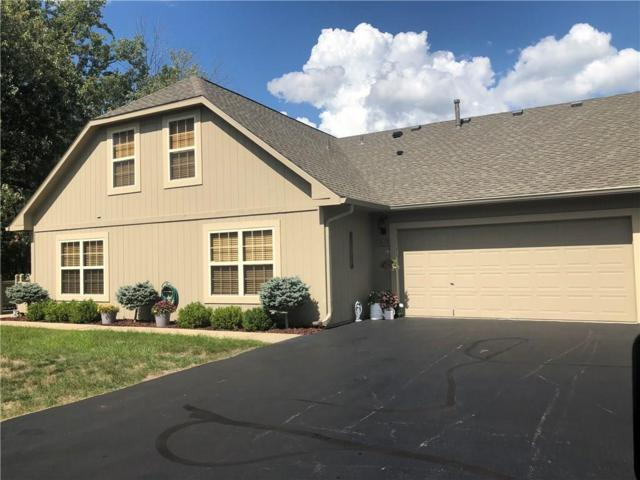 7618 Briarstone Lane, Indianapolis, IN 46227 (MLS #21617923) :: Mike Price Realty Team - RE/MAX Centerstone