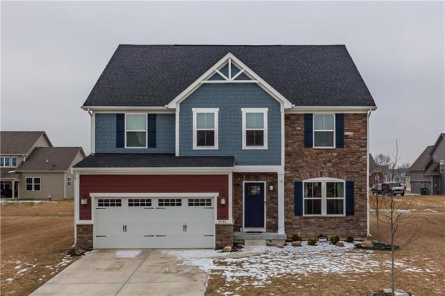 15153 Betton Place, Fishers, IN 46037 (MLS #21622058) :: Mike Price Realty Team - RE/MAX Centerstone
