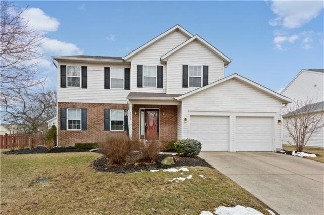 8923 Harrison Pkwy, Fishers, IN 46038 (MLS #21622171) :: Mike Price Realty Team - RE/MAX Centerstone