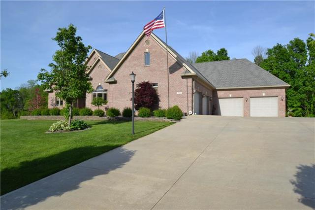 7896 Hyland Meadows Drive, Knightstown, IN 46148 (MLS #21622750) :: David Brenton's Team