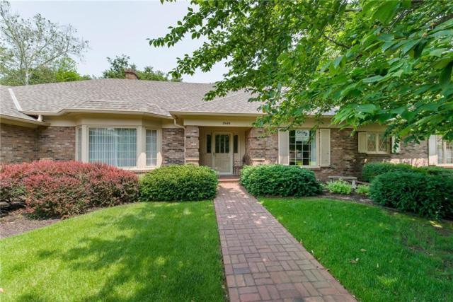 7949 Beaumont Green East Drive, Indianapolis, IN 46250 (MLS #21623336) :: The Star Team | RE/MAX Realty Group