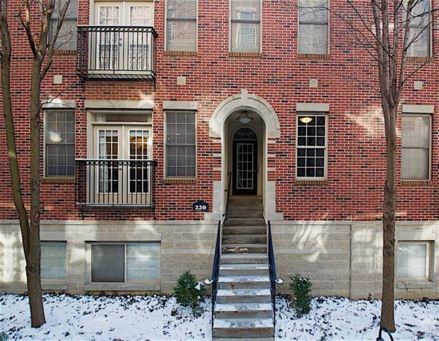 220 N Cleveland Street B, Indianapolis, IN 46204 (MLS #21623676) :: FC Tucker Company
