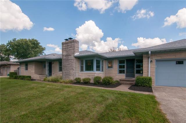 791 S Us Highway 31, Whiteland, IN 46184 (MLS #21623738) :: The Indy Property Source