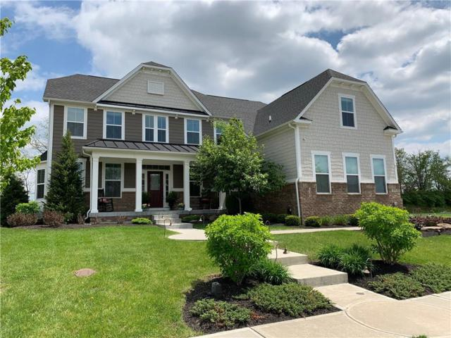 16854 Rosetree Court, Noblesville, IN 46062 (MLS #21623900) :: AR/haus Group Realty