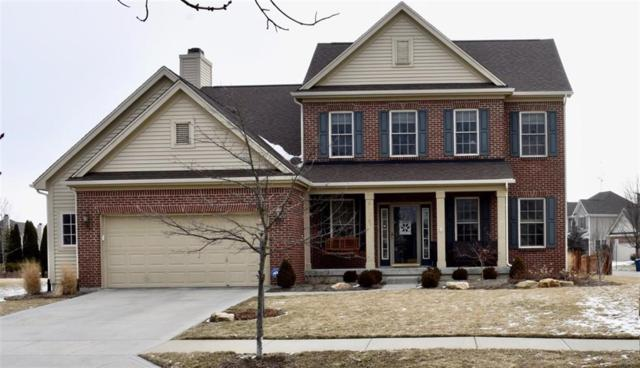 12475 Goodloe Drive, Fishers, IN 46037 (MLS #21624117) :: Mike Price Realty Team - RE/MAX Centerstone