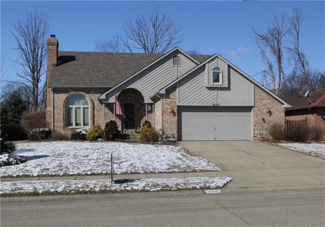 620 Vanceburg Drive, Indianapolis, IN 46241 (MLS #21625362) :: Mike Price Realty Team - RE/MAX Centerstone