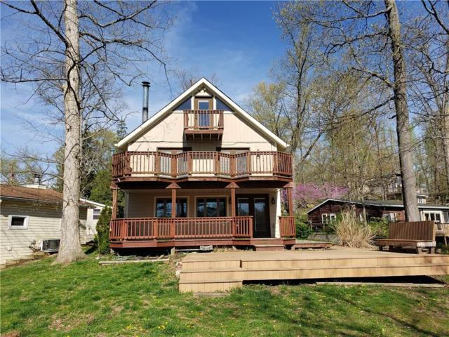 400 W Hinshaw Drive, Nineveh, IN 46164 (MLS #21625387) :: Mike Price Realty Team - RE/MAX Centerstone