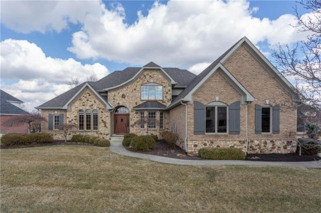 5312 Pueblo Court, Carmel, IN 46033 (MLS #21627096) :: Mike Price Realty Team - RE/MAX Centerstone