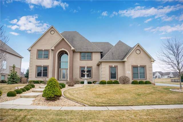 5432 Ashby Court, Greenwood, IN 46143 (MLS #21628565) :: Your Journey Team