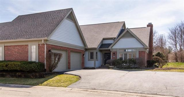 9248 Spring Lakes Drive #35, Indianapolis, IN 46260 (MLS #21629291) :: AR/haus Group Realty