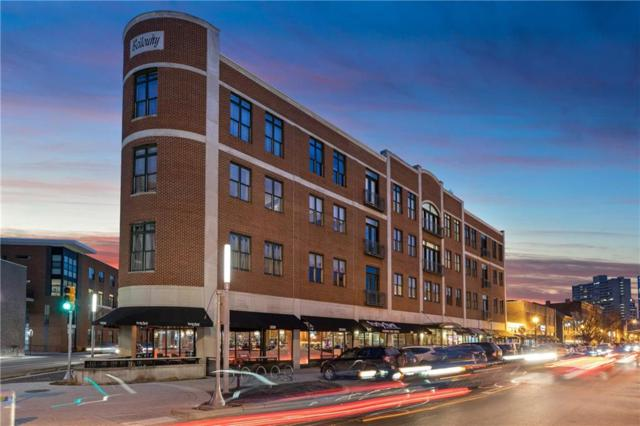 757 Massachusetts Avenue #302, Indianapolis, IN 46204 (MLS #21629452) :: The Indy Property Source