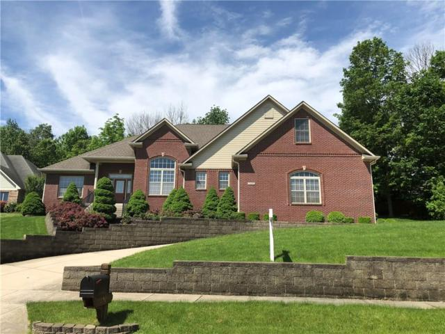 1696 James Boulevard, Greenfield, IN 46140 (MLS #21630787) :: Your Journey Team