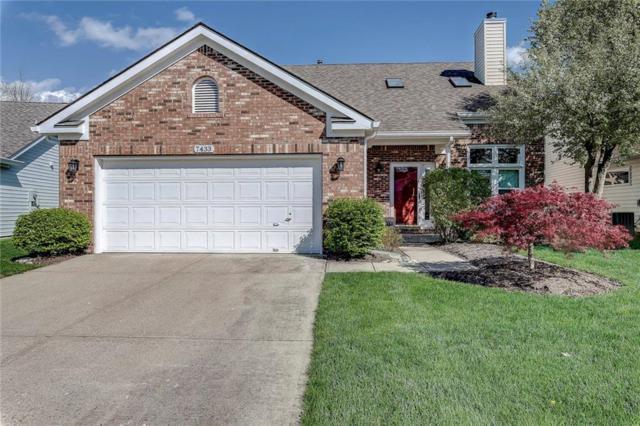 7433 Brackenwood Circle N, Indianapolis, IN 46260 (MLS #21630918) :: AR/haus Group Realty
