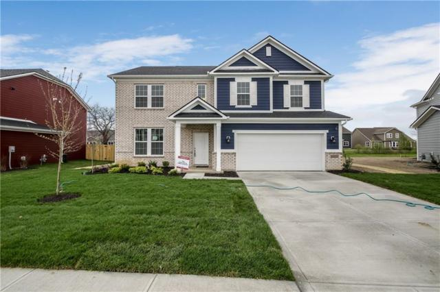 11837 Redpoll Trail, Fishers, IN 46060 (MLS #21631554) :: AR/haus Group Realty