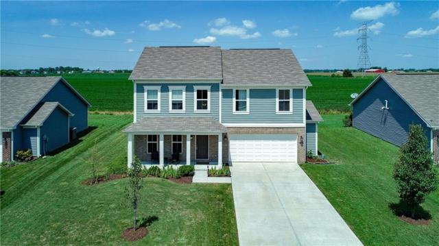5606 W Woods Edge Drive, Mccordsville, IN 46055 (MLS #21632510) :: Mike Price Realty Team - RE/MAX Centerstone
