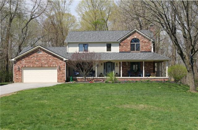 2358 E Stafford Place, Martinsville, IN 46151 (MLS #21633225) :: The Indy Property Source