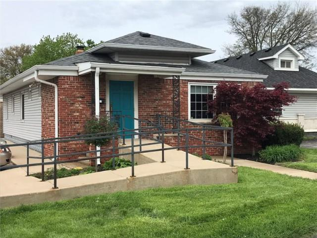 4318 W Washington Street, Indianapolis, IN 46241 (MLS #21637012) :: Mike Price Realty Team - RE/MAX Centerstone