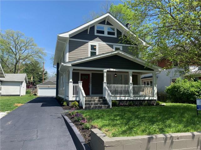 3905 Carrollton Avenue, Indianapolis, IN 46205 (MLS #21637870) :: AR/haus Group Realty