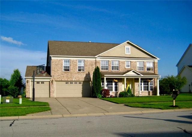 801 Fireside Drive, Greenwood, IN 46143 (MLS #21640290) :: Heard Real Estate Team | eXp Realty, LLC