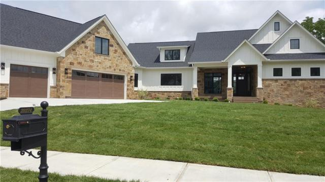 20275 Chatham Creek Drive, Westfield, IN 46074 (MLS #21644419) :: The Evelo Team