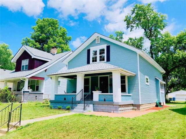 4133 N Byram Avenue, Indianapolis, IN 46208 (MLS #21645698) :: AR/haus Group Realty