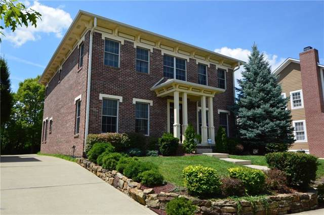 6732 W Stonegate Drive, Zionsville, IN 46077 (MLS #21646103) :: The Evelo Team