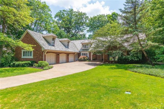 3663 Walden Place, Carmel, IN 46033 (MLS #21651675) :: The Indy Property Source