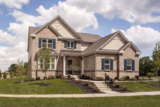 14921 Harbour Ridge Circle, Carmel, IN 46033 (MLS #21652478) :: Mike Price Realty Team - RE/MAX Centerstone