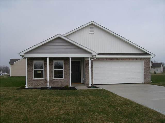 1391 N Gregg Drive, Albany, IN 47320 (MLS #21654439) :: The ORR Home Selling Team