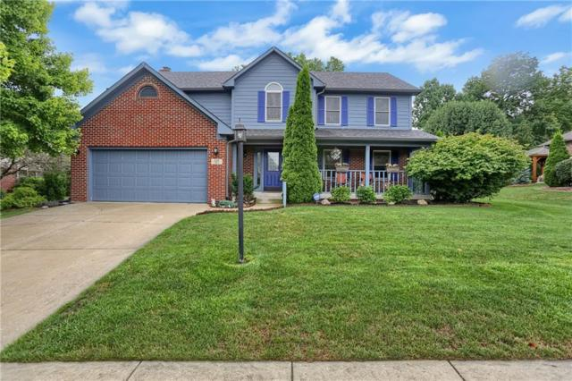 7501 Franklin Parke Woods, Indianapolis, IN 46259 (MLS #21655565) :: David Brenton's Team