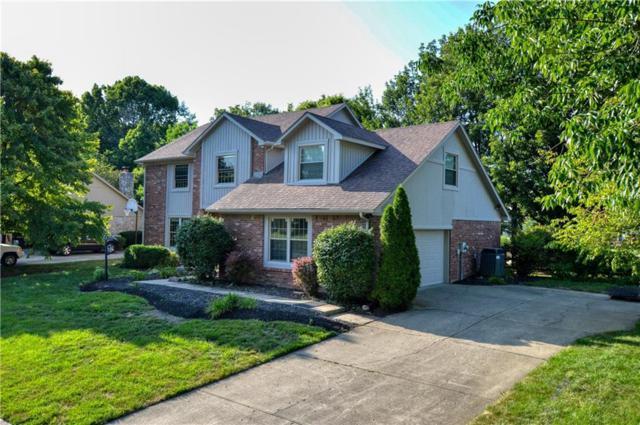 868 Nevelle Lane, Carmel, IN 46032 (MLS #21656711) :: HergGroup Indianapolis