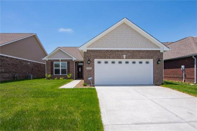 13360 N White Cloud Court, Camby, IN 46113 (MLS #21659287) :: The Indy Property Source