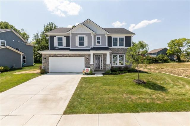 11939 Redpoll Trail, Fishers, IN 46060 (MLS #21659434) :: AR/haus Group Realty