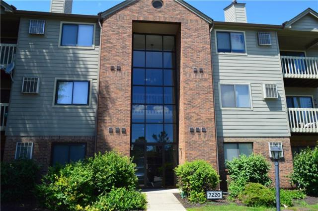 7220 Village Parkway Drive #10, Indianapolis, IN 46254 (MLS #21661392) :: The Indy Property Source