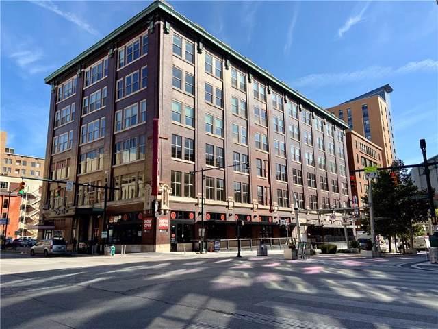 141 S Meridian Street #402, Indianapolis, IN 46225 (MLS #21661618) :: Richwine Elite Group