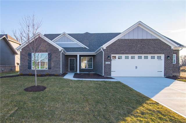 11651 Flynn Place, Noblesville, IN 46060 (MLS #21661972) :: The Evelo Team